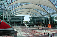 Munich  (MUC) Airport Guide