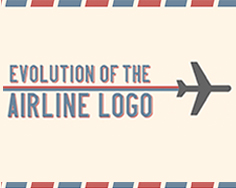 The Evolution of the Airline Logo