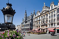 Brussels Travel Guide