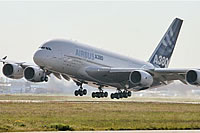 Airbus A380: Futuristic flight