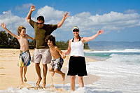 Holiday hotspots for family fun