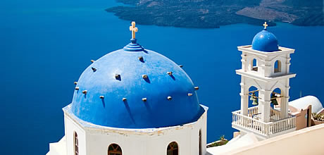Cheap flights to Greece